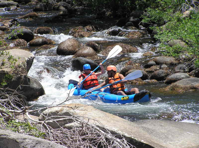 Canon de la Vieja White Water Rafting Adventure