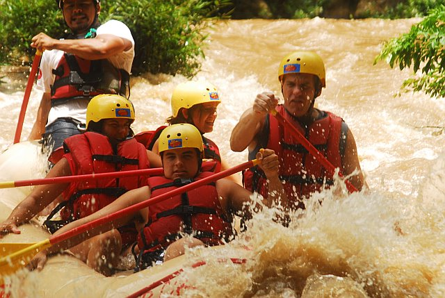 Tenorio White Water Rafting Adventure